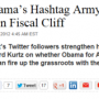 Can Twitter save us from the fiscal cliff?